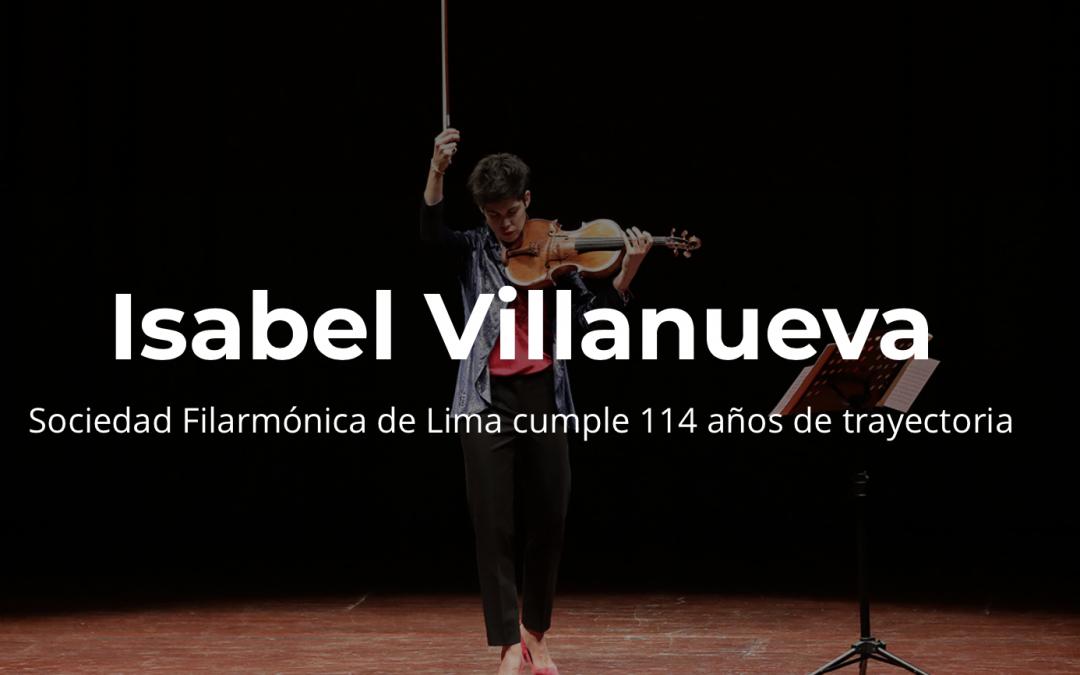 Isabel Villanueva – Lima