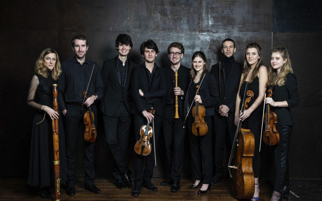Le Consort – Nuevo ensemble de Atalanta Artists
